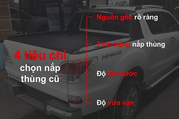 4-tieu-chi-lua-chon-nap-thung-xe-ban-tai-cu
